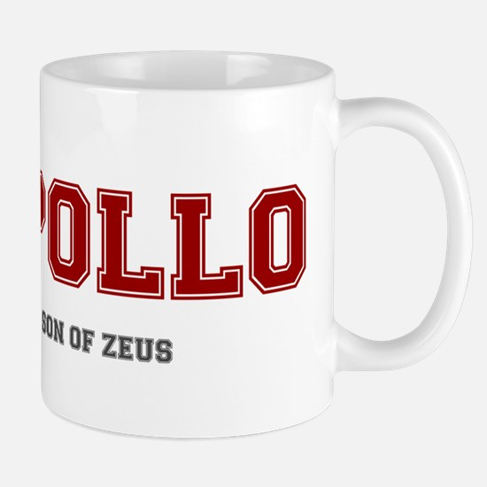 APOLLO - SON OF ZEUS! Mugs