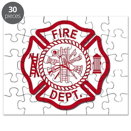 Fire Dept Puzzle