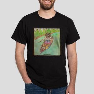 La Chalupa Black T-Shirt