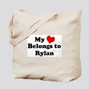 My Heart: Rylan Tote Bag