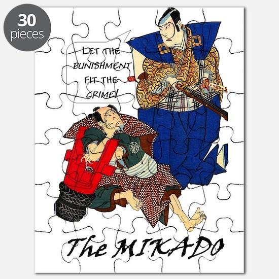 MIKADO punishment Puzzle