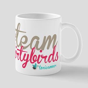 #teamdirtybirds Mug