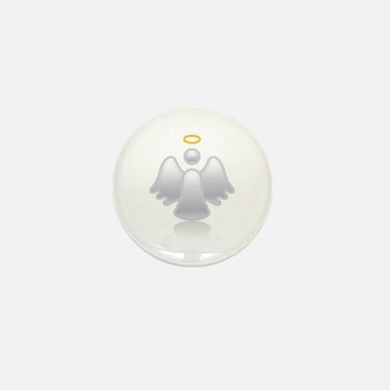 Reindeer Mini Button