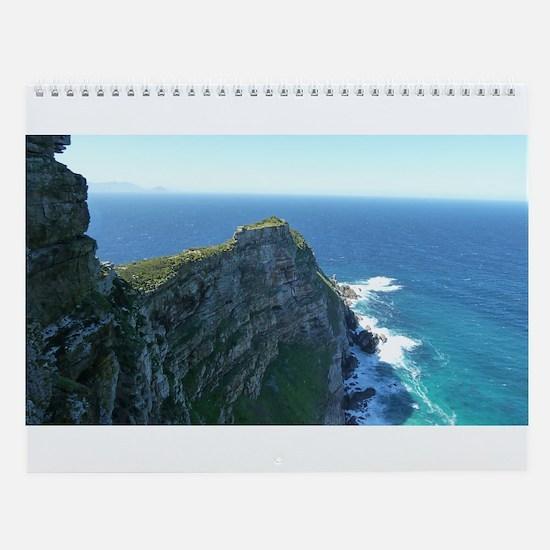 South Africa Wall Calendar