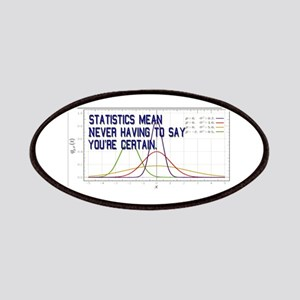 Statistics Means Uncertainty Patches