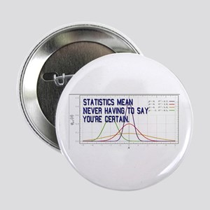 "Statistics Means Uncertainty 2.25"" Button"