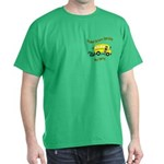 Norris School Bus Driver Dark T-Shirt