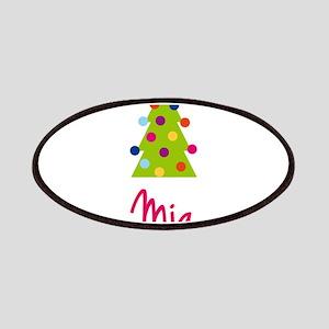 Christmas Tree Mia Patches