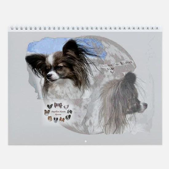 Orig Designed 2013 Papillon Wall Calendar