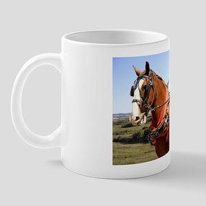 Belgian Horse Mug