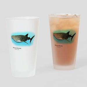 Whale Shark Drinking Glass
