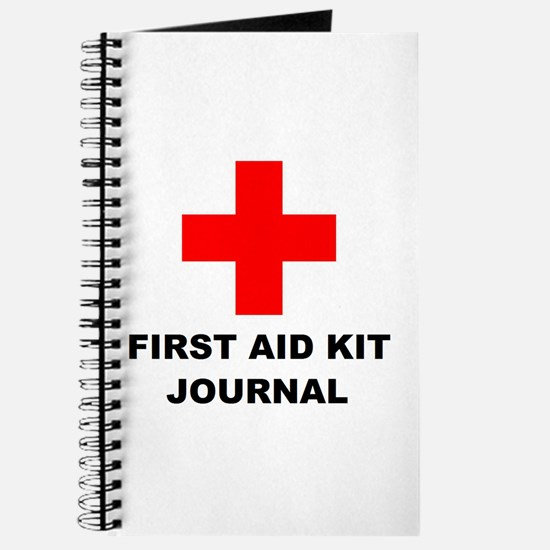 First Aid Kit Journal