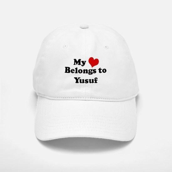 My Heart: Yusuf Baseball Baseball Cap