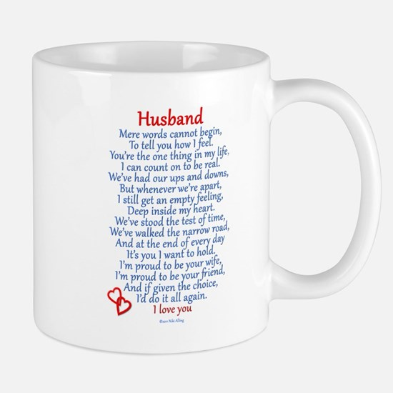 Husband Love Mug