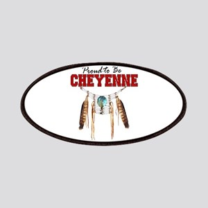 Proud to be Cheyenne Patches