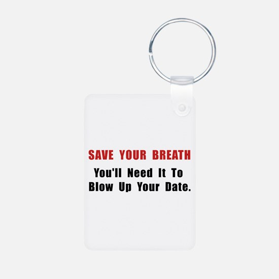 Save Your Breath Keychains
