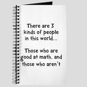 Math People Journal
