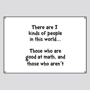 Math People Banner