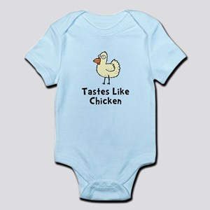 Tastes Like Chicken Infant Bodysuit