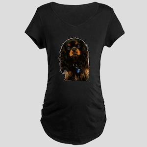 Bella Maternity Dark T-Shirt