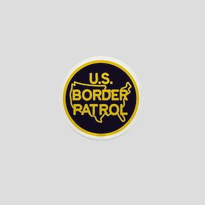 Border Patrol Mini Button