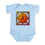 Leoguitar3 Infant Bodysuit