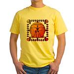 Leoguitar3 Yellow T-Shirt