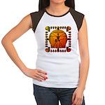 Leoguitar3 Women's Cap Sleeve T-Shirt
