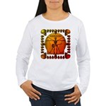 Leoguitar3 Women's Long Sleeve T-Shirt