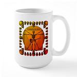 Leoguitar3 Large Mug