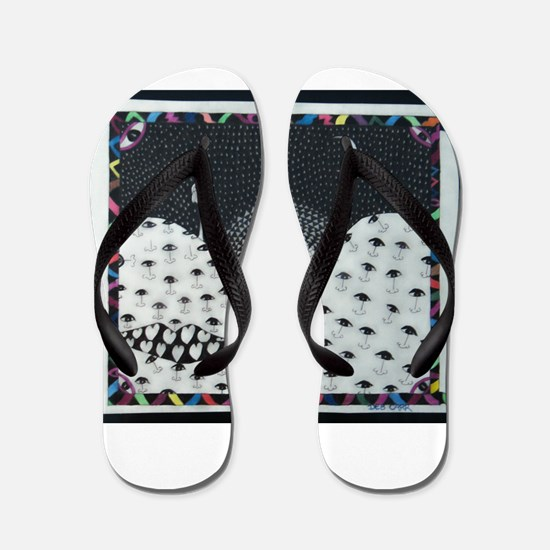The All Seeing Flip Flops