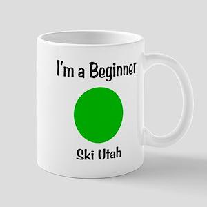 Beginner Ski Utah Mug