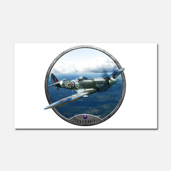 Unique Wwii Car Magnet 20 x 12