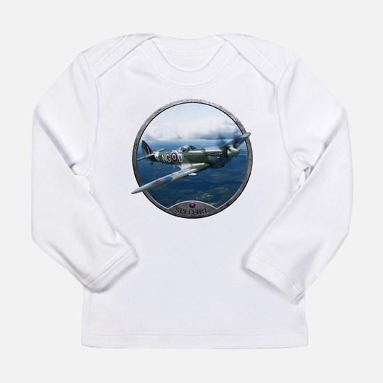 Cute Wwii Long Sleeve Infant T-Shirt