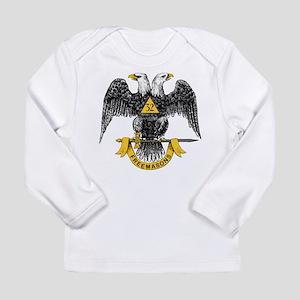 Scottish Rite Double Eagle Long Sleeve Infant T-Sh