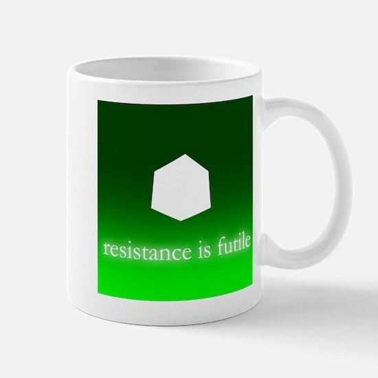resistance is futile Mug