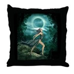 MoonDancer Throw Pillow