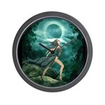 MoonDancer Wall Clock