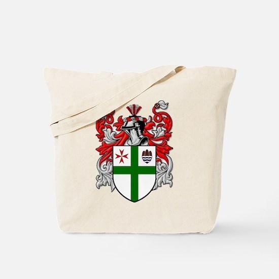 Crest Tote Bag