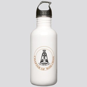 Rose Croix Stainless Water Bottle 1.0L