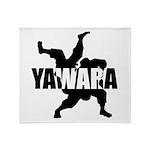 Yawara Throw Blanket