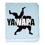 Yawara baby blanket
