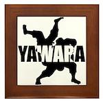 Yawara Framed Tile