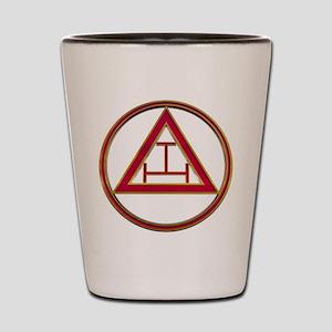 Freemason Chapter Shot Glass