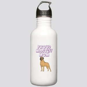 Proud Mastiff Mom Stainless Water Bottle 1.0L
