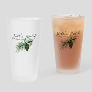 Galt's Gulch Elegant Drinking Glass