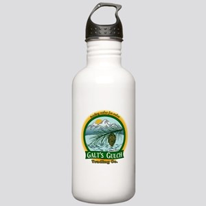 Galt's Gulch Green/Gold Stainless Water Bottle 1.0