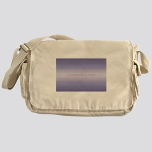 Purple Haze Messenger Bag