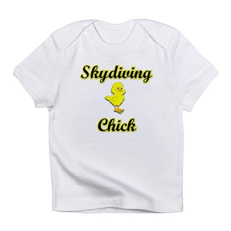 Skydiving Chick Infant T-Shirt