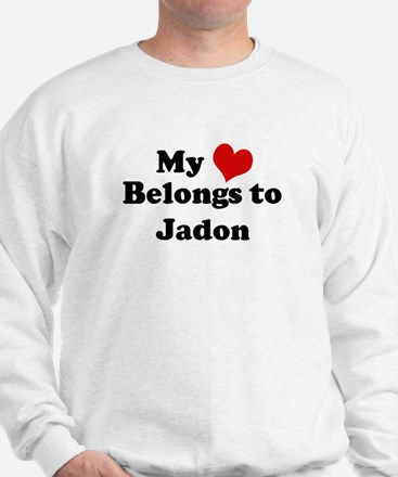 My Heart: Jadon Sweatshirt